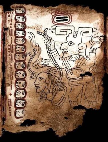 grolier el codice maya y el libro mas antiguo de america