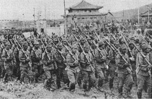 la extrana desaparicion de 3 000 soldados de nanking en 1939