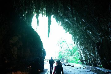 misterios de la cueva del guacharo en venezuela y el mundo intraterreno