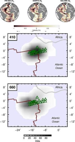 misterioso fenomeno esta ensanchando el oceano atlantico y alejando varios continentes