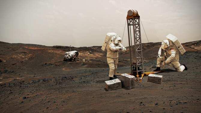 no podemos descartar la vida subterranea en la luna y marte indica investigacion de harvard