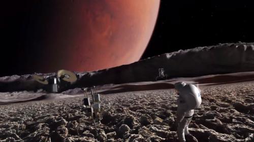 phobos puede albergar una base alienigena