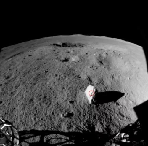 Rover Yutu 2 de China encuentra un «objeto extraño» en la rostro oculta de la Luna