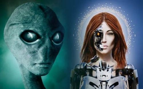 vida extraterrestre cientifico de renombre admite que podrian existir extraterrestres cyborg avanzados