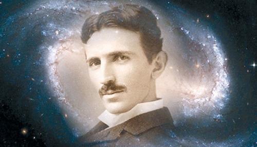 Autómatas Universales: una imagen de Nikola Tesla de la Física del Tiempo