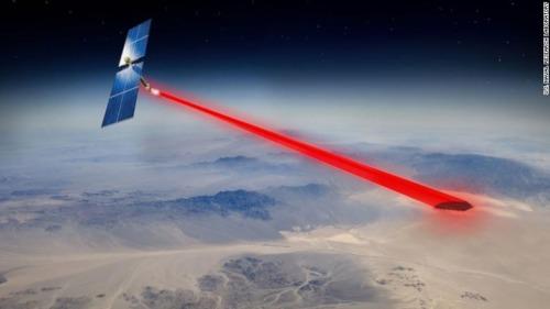aviones espaciales y misiles misteriosos