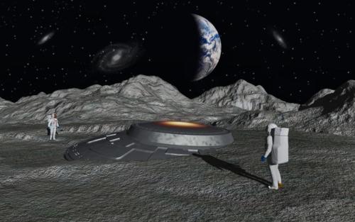 Investigadores de la NASA proponen 9 formas de localizar tecnología extraterrestre en el sistema solar