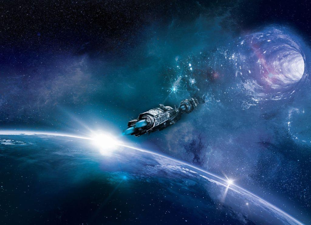 cientificos disenan motor de curvatura warp para viajar mas rapido que la luz