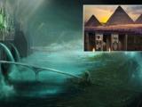ciudad subterranea bajo las piramides de giza reprimida por la historia