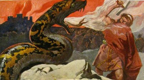 Dioses serpiente actuales en culturas antiguas