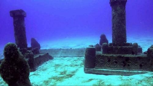 el antiguo reino mitico perdido bajo el agua
