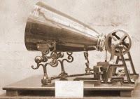 El misterio de las grabaciones de voz humana tres decenios anteriormente que Edison