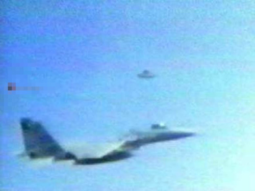 encuentro con ovni acabo con la vida de piloto ruso segun indica documento de la cia