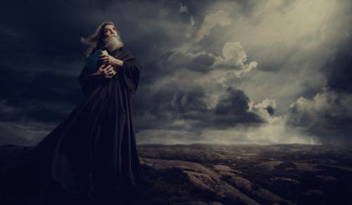 Enoc, el profeta excluido de la Biblia por su contacto con entes de diferentes planetas