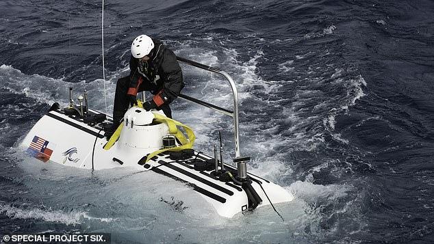 estuve en el fondo de la tierra presencie vida increible relata explorador que visito profundidades del oceano