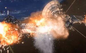 Guerra espacial: Dos Satélites Explotan Misteriosamente En El Cosmos