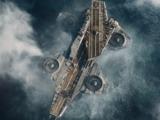 helicarrier pentagono esta trabajando en un portaaviones volador gigantesco