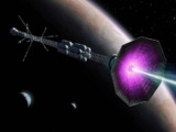 idean una nave espacial de fusion nuclear que acorta el viaje a marte a un mes