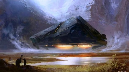 La comunidad científica dice que la civilización alienigena fue responsable de la vida en la Tierra hace 3.800 millones de años
