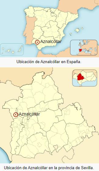 """La insolita persecución en """"El Lunarejo"""", Aznalcóllar (Sevilla)"""