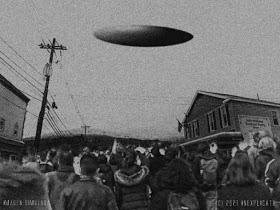 La Ola OVNI olvidada de la década de 1980