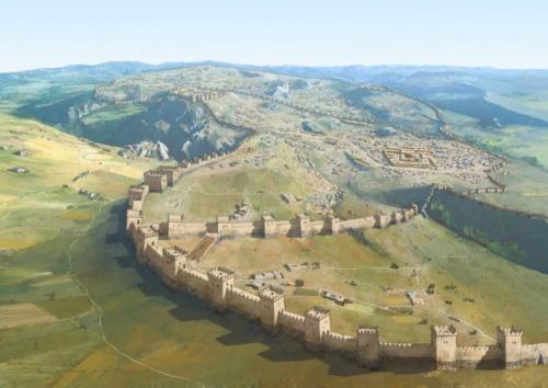 la poderosa ciudad ancestral cuyo final es un misterio