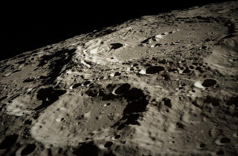 arca lunar