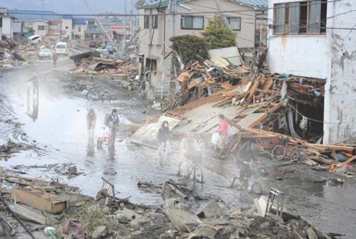 Más de 10 años mas tarde del tsunami de Japón: Residentes afirman ver fantasmas sin cabeza y espíritus desmembrados