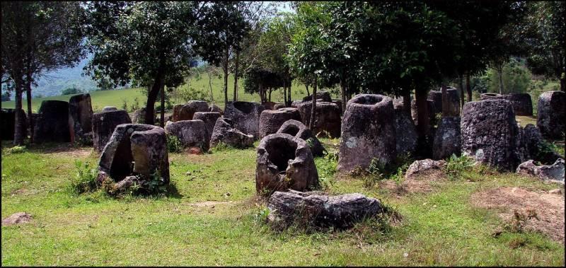 milagro de laos el misterio del valle de las jarras de piedra desvelado