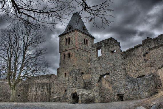 misterios extranos en el verdadero castillo de frankenstein