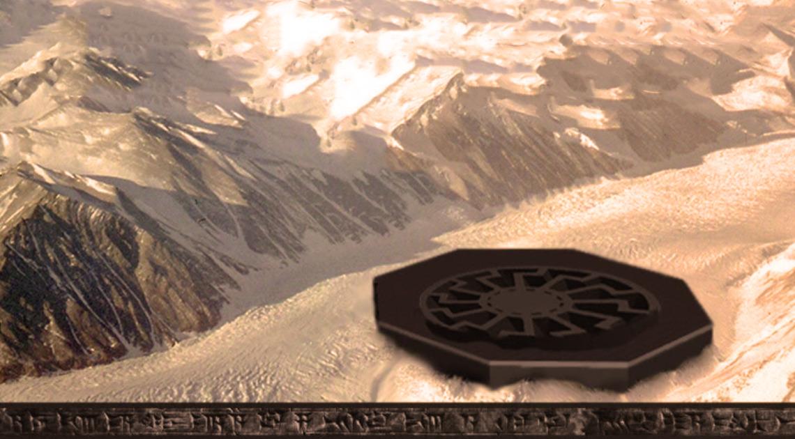 Navy Seal revela misión ultrasecreta a una antigua estructura enterrada en la Antártida
