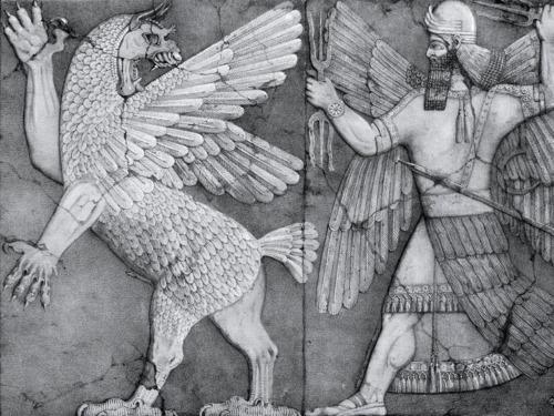 ninhursag y las diferentes caras de las diosas madre en la mitologia mesopotamica