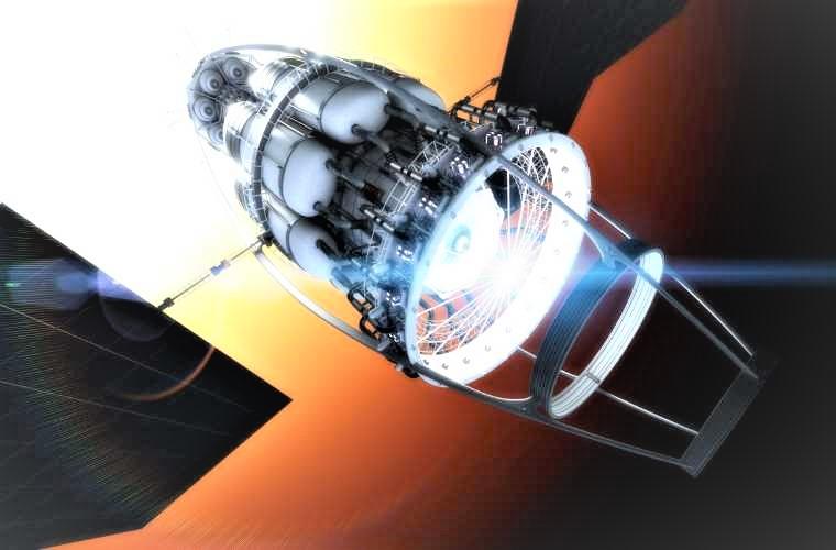 nuevas patentes de motores warp