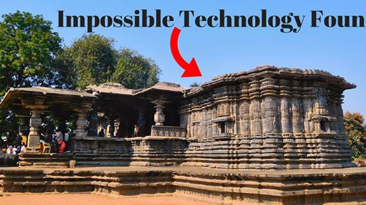 Santuario de los 1000 pilares: tecnología antigua imposible y avanzada localizada