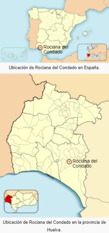 Un OVNI en mitad de la viña, Rociana del Condado (Huelva)