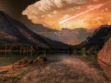 una antigua civilizacion desconocida fue destruida por el impacto de un cometa