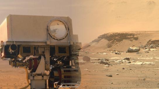 Una hipotesis de la conspiración defiende que los humanos ya han habitado (y destruido) Marte