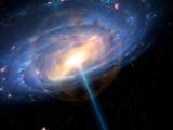 el misterioso y poderoso rayo esta cruzando la galaxia los cientificos no entienden que es