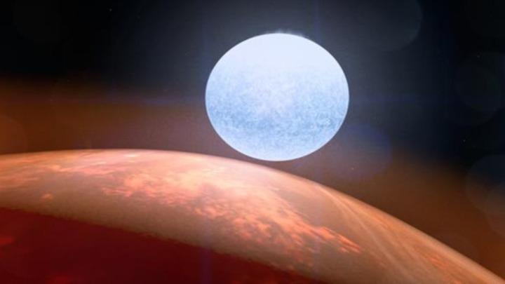 Kelt-9b, el mundo más caliente que los astros
