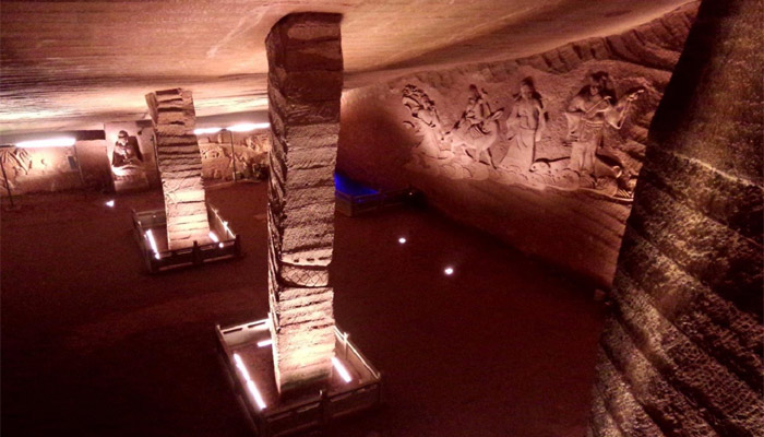 Las Cuevas de Longyou ¿Prueba de tecnología Anunnaki?