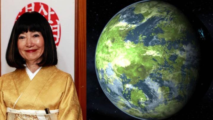 Miyuki Hatoyama, La Primera Dama que afirmo viajar a Venus y ver un Planeta Extraterrestre