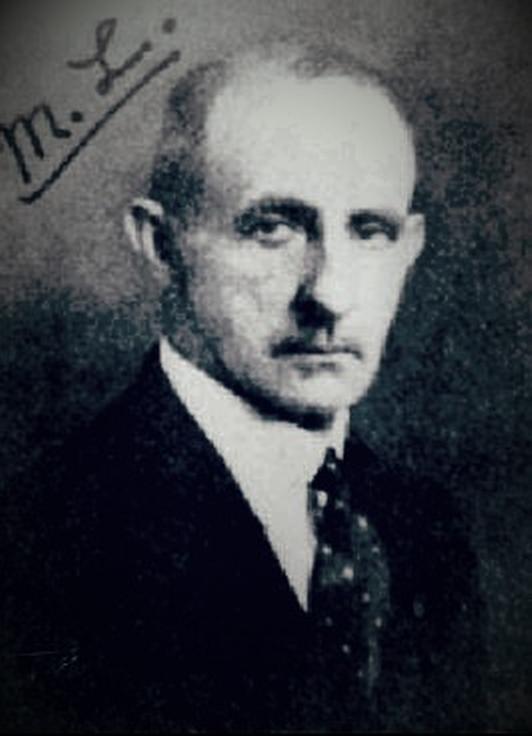 Newton Mead Layne, fundador de Bordeland Science Researche Associates
