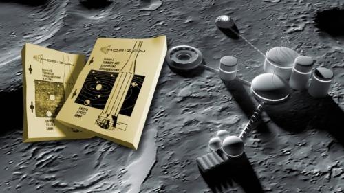 Plan Horizont: ¿Tiene ya Estados Unidos una base lunar secreta?