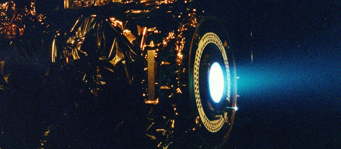 Sabías que hay los motores de iones?