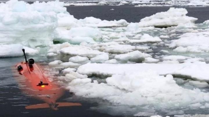 Un robot submarino confirma la amenaza del 'Glaciar del Juicio Final'