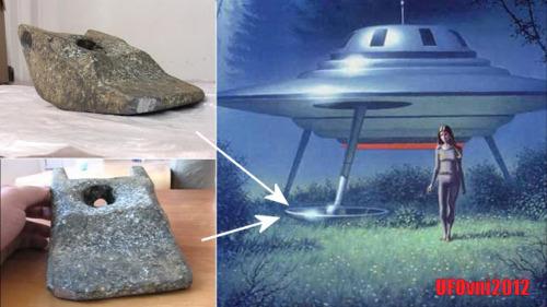 El objeto de aluminio de 20.000 años que confunde a los arqueólogos