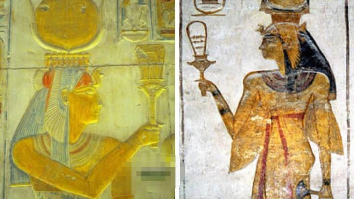 El místico aparato egipcio al que se le atribuían propiedades mágicas