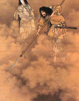 La deidad solar Amaterasu: antepasada divina de la familia imperial japonesa