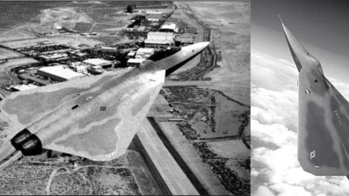 No es un ovni: el X-44 MANTA es un vasto avance en aeronáutica