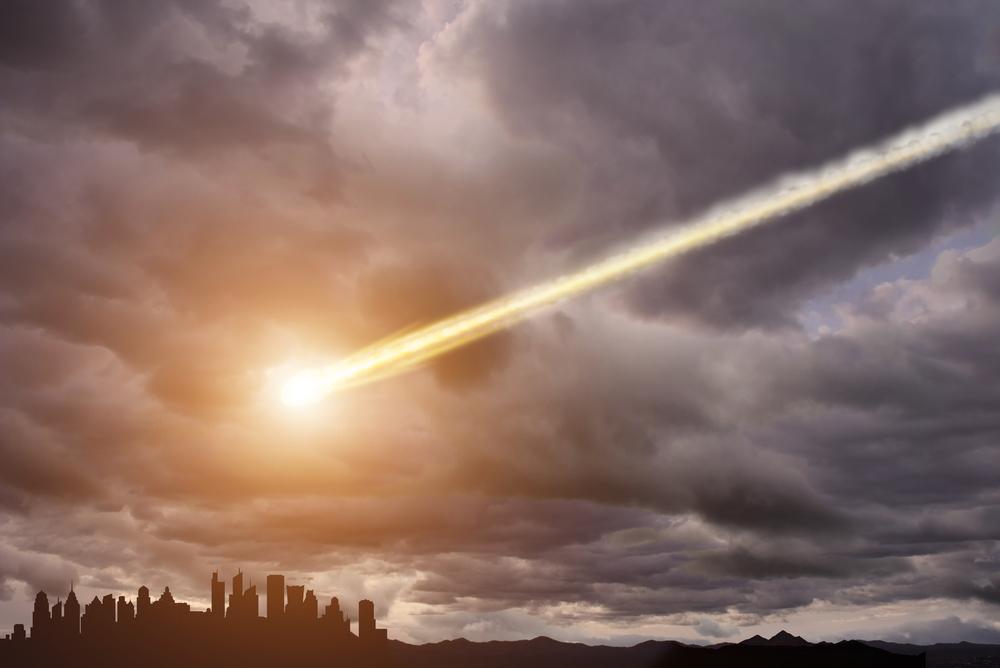 """La explosión de un asteroide """"casi desencadena una guerra nuclear"""""""